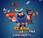 Clash of Vikings oyna